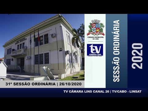 Video 31-sessao-ordinaria--26102020
